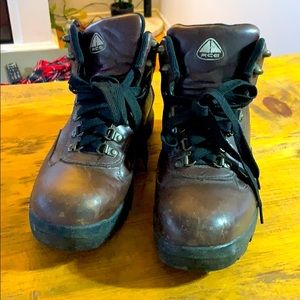 Nike ACG brown boots